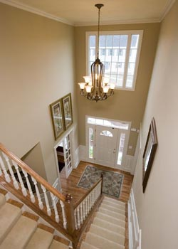 entry two story