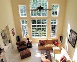 living room 2 story
