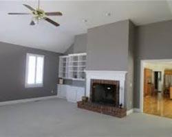 living room standard