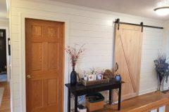interior-painting-barn door